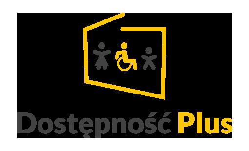 Logo Dostępność plus